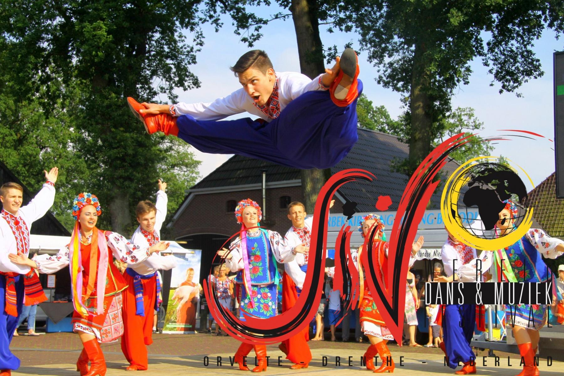 SIVO-festival Oekraine