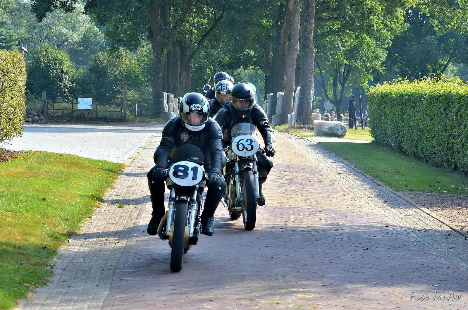 zaak 1316361 - stichting tt hooghalen-Historische demorace 2016 - Hof van Halenweg