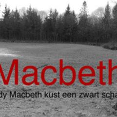 Lady Macbeth kust een zwart schaap