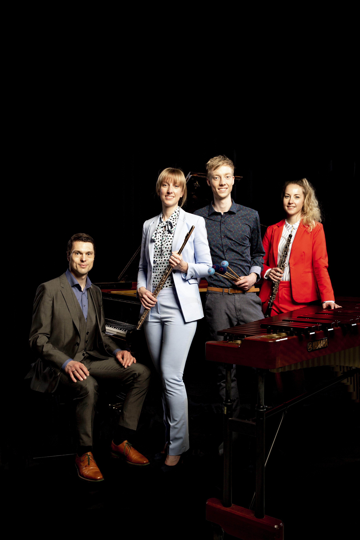 Dit is een afbeelding van het Colori Ensemble